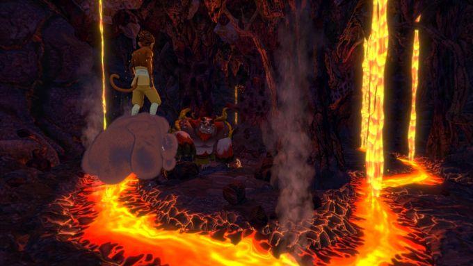 Digital Domain: Monkey King PS VR PS4