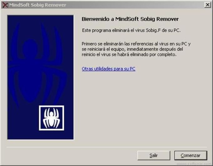 MindSoft Sobig Remover