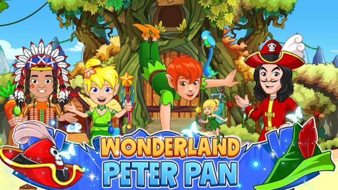 Wonderland  Peter Pan
