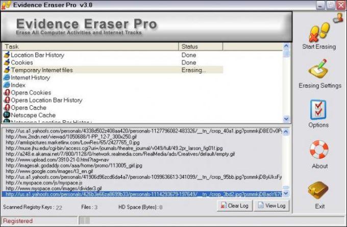 Evidence Eraser Pro