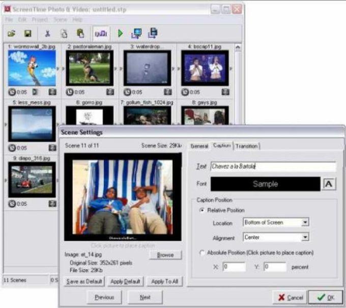 ScreenTime Photo & Video