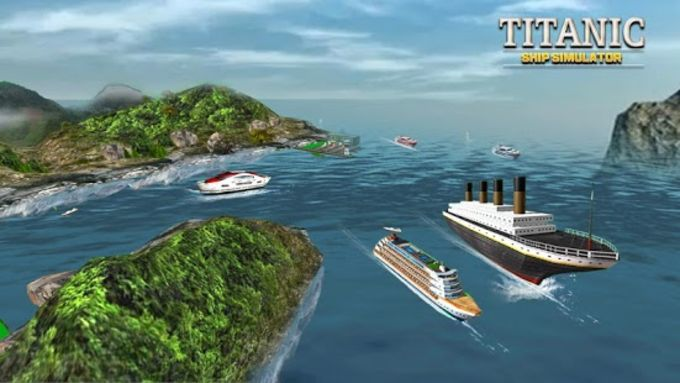 Titanic Ship Simulator