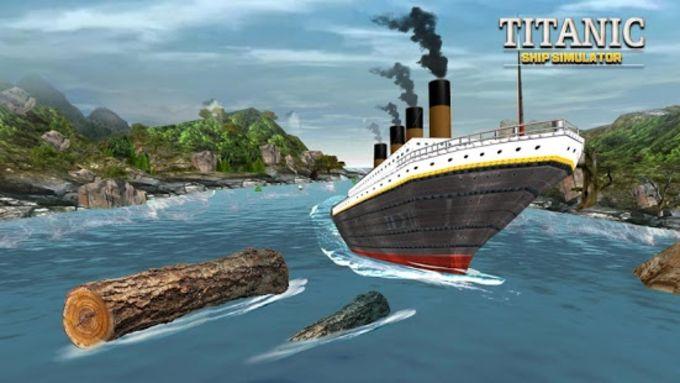 Titanic Ship Simulator