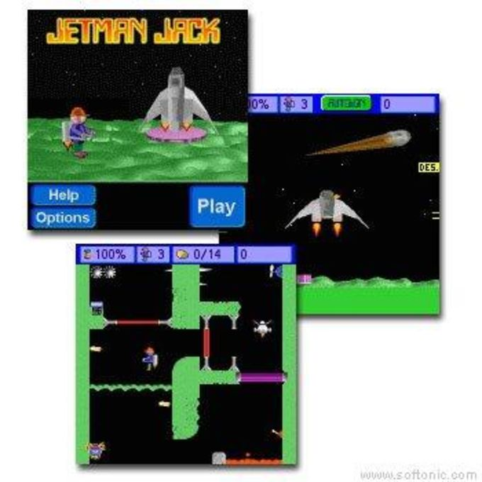 Jetman Jack