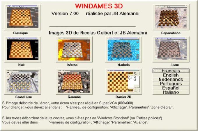 Windames