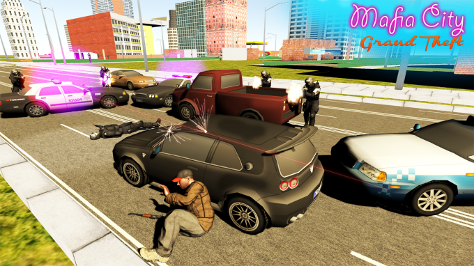 Mafia City Grand Theft Mission