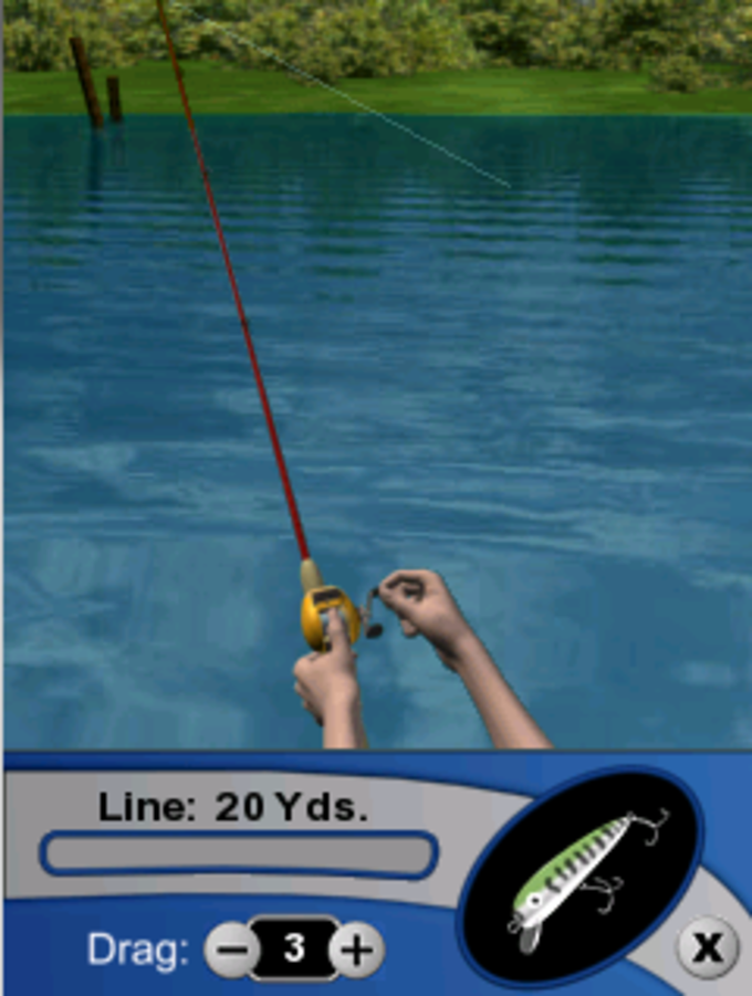 Pocket Bass Angler 2007