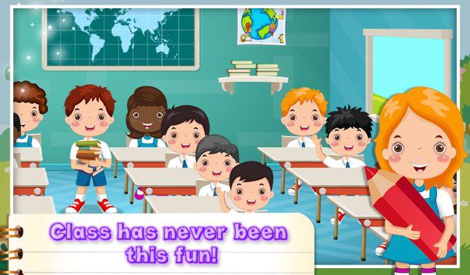 Kids Kindergarten Counting