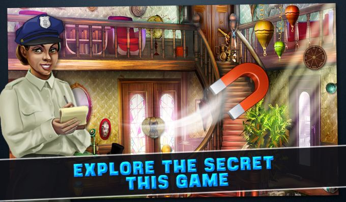 Mystery Garage Hidden Object