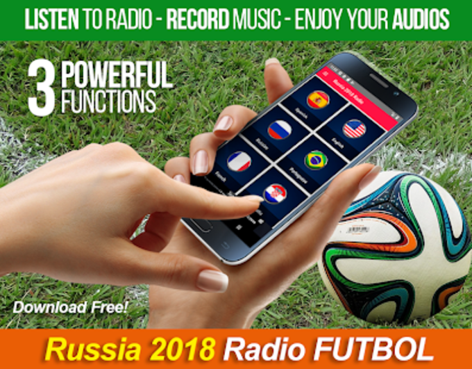 Mundial de Rusia en Vivo Radio rusia 2018 FUTBOL