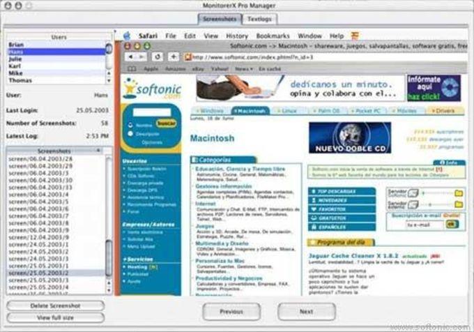 MonitorerX Pro