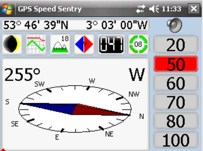 GPS Speed Sentry