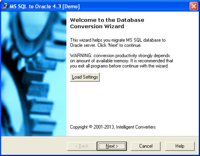 MSSQL-to-Oracle