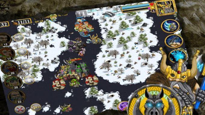 Warlords RTS Strategiespiele