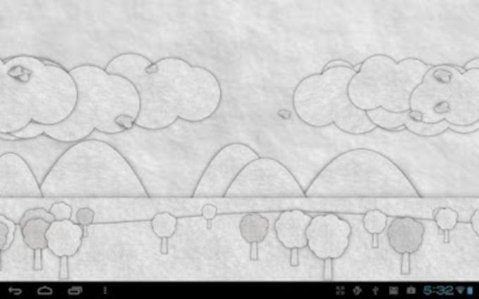 Paperland Pro Live Wallpaper