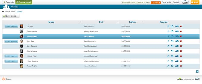 Bookitit-Online Scheduling