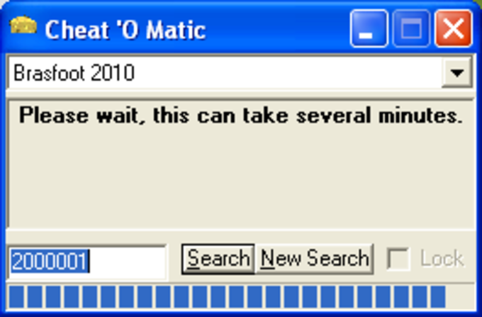 Cheat-O-Matic