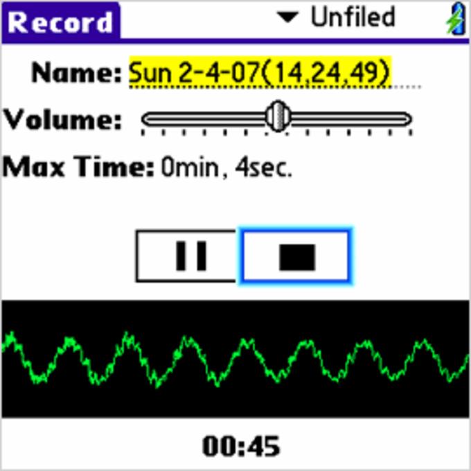 RecorderX