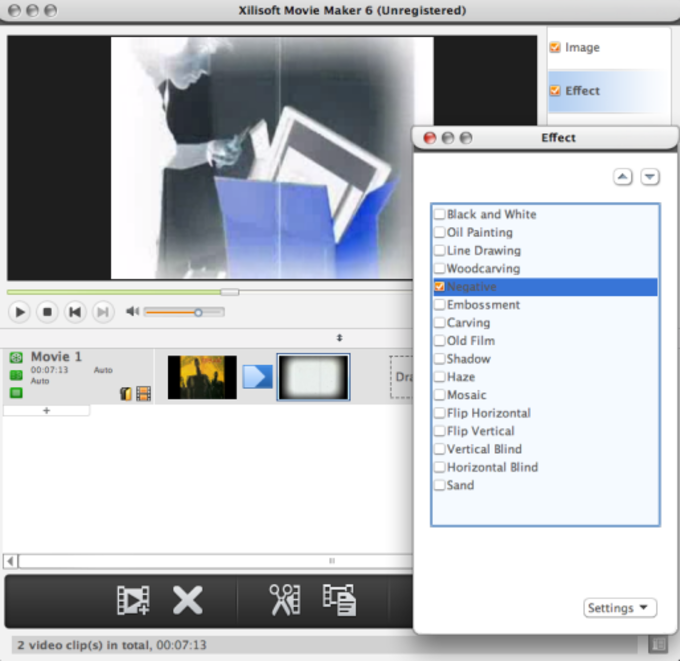 Download imtoo movie maker for mac mac latest version xilisoft movie maker ccuart Choice Image