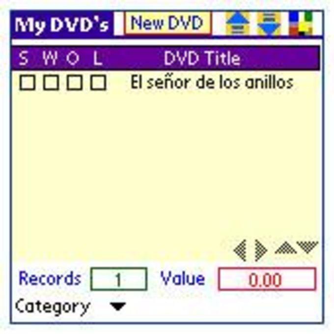 My DVD