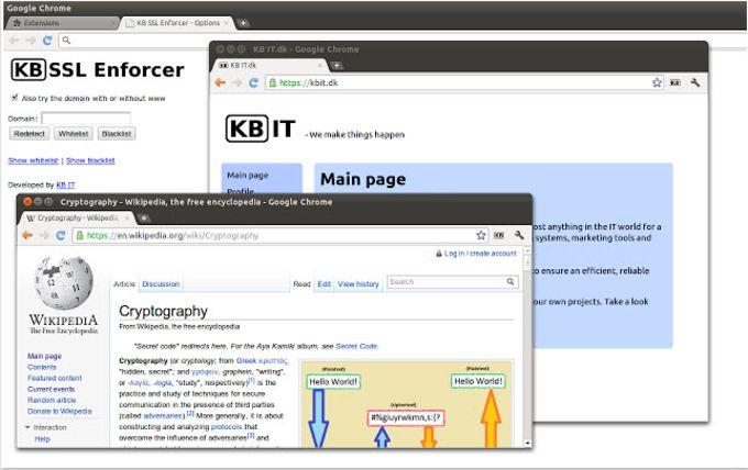 KB SSL Enforcer