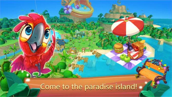 Farm Game: Island Escape