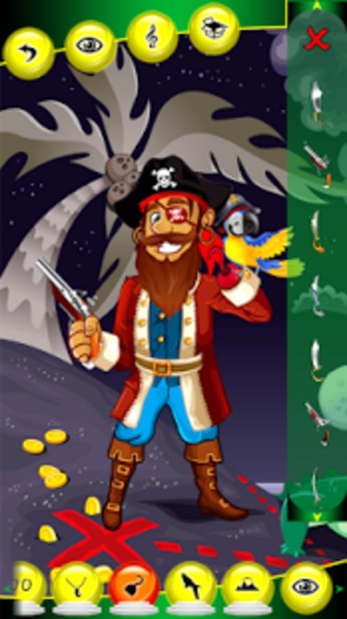 pirata juegos de vestir