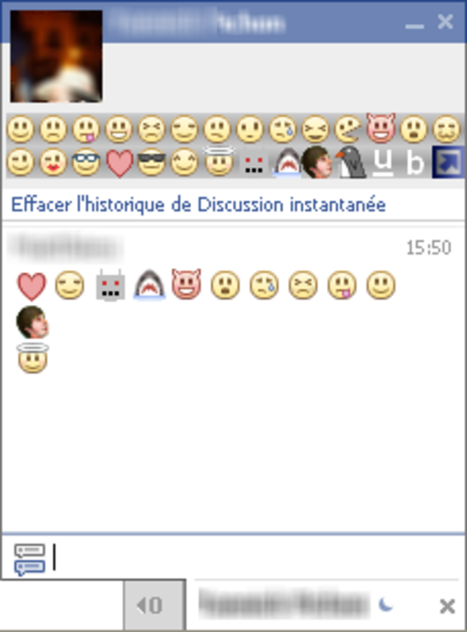 Facebook Chatbar