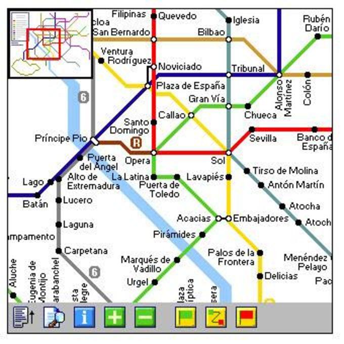 Tube 2 - Madrid