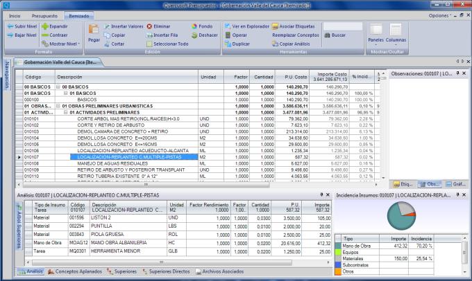 Quercusoft Presupuestos 2.0 (32 bits)
