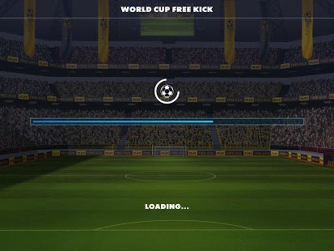 SOCCER WORLD CUP FREE KICK 17