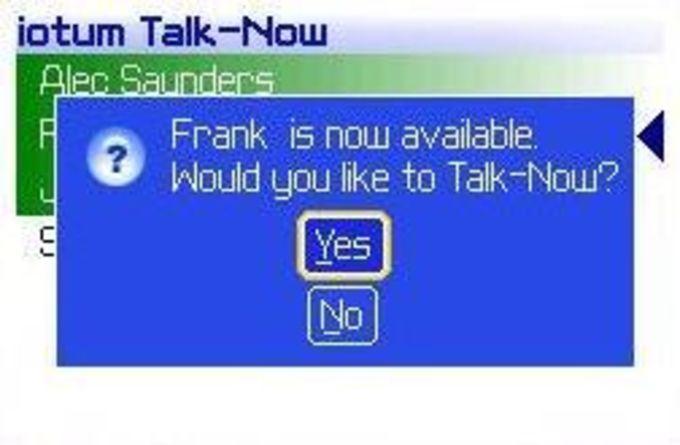 iotum Talk-Now