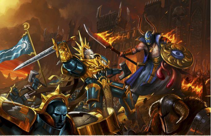 Warhammer: Age of Sigmar - Champions