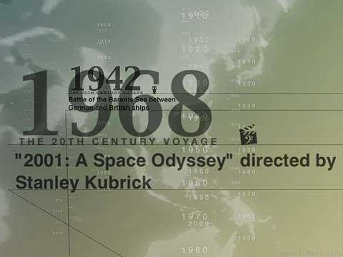 The 20th Century Voyage