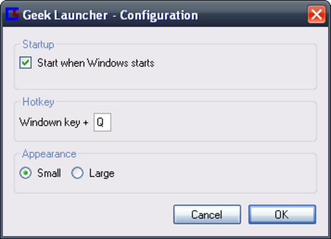 Geek Launcher
