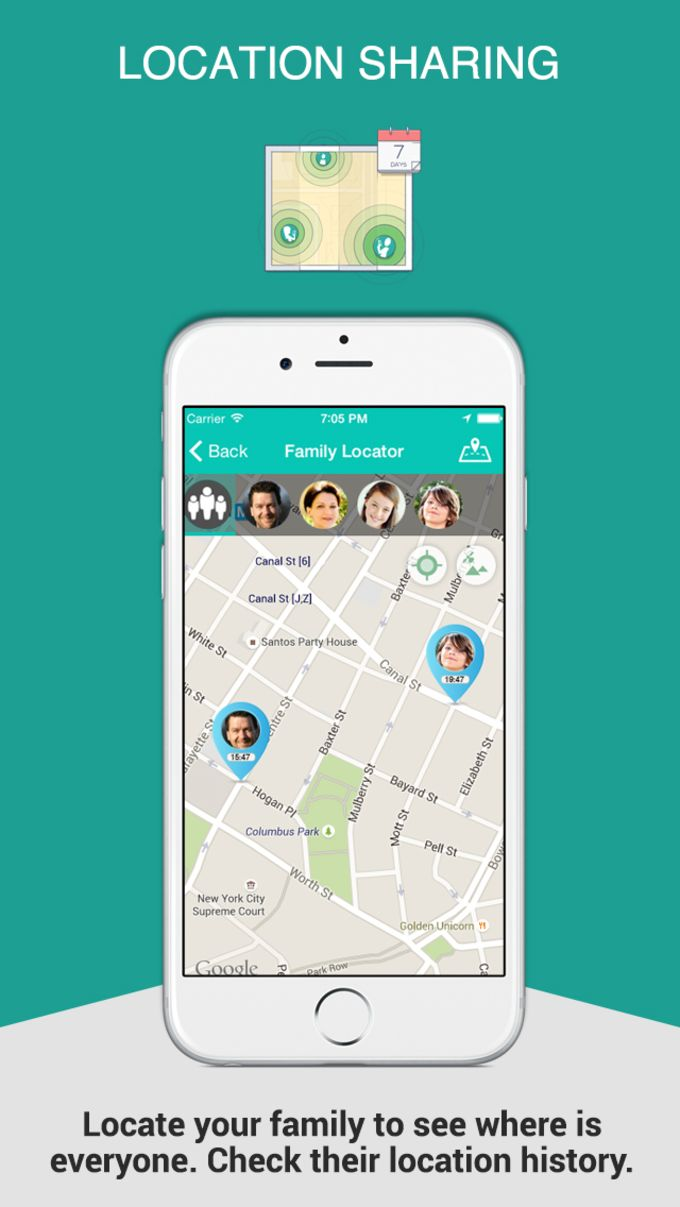 Family Orbit - Family Locator, Parental Control & Your Private Family Network