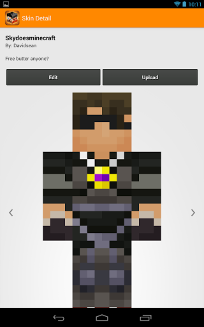 Minecraft Skin Studio For Android Download - Minecraft skins fur android