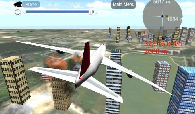 Flight Simulator Boeing Free