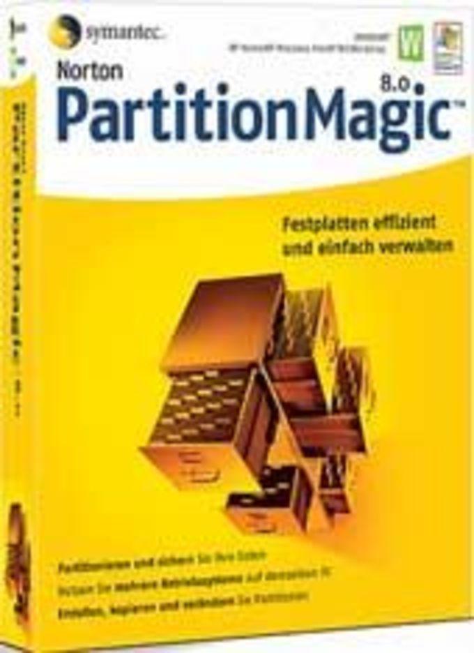 Norton Partition Magic
