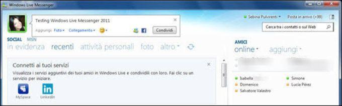 Windows Live Messenger 2010