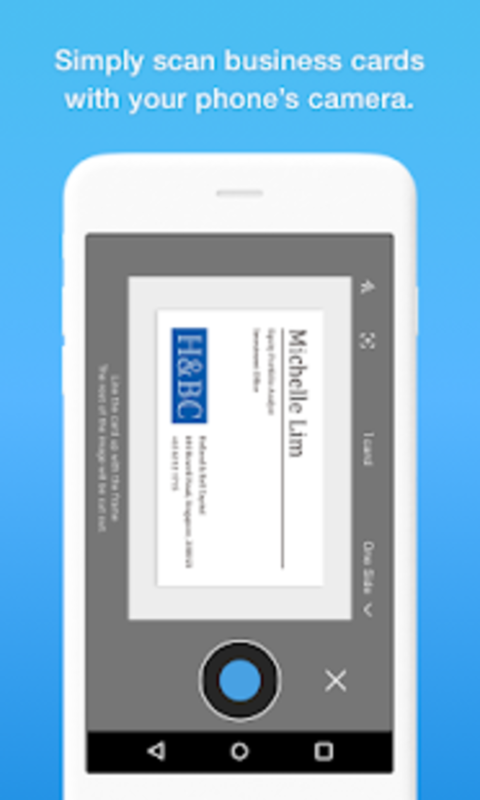 Eight - 無料の名刺管理アプリ