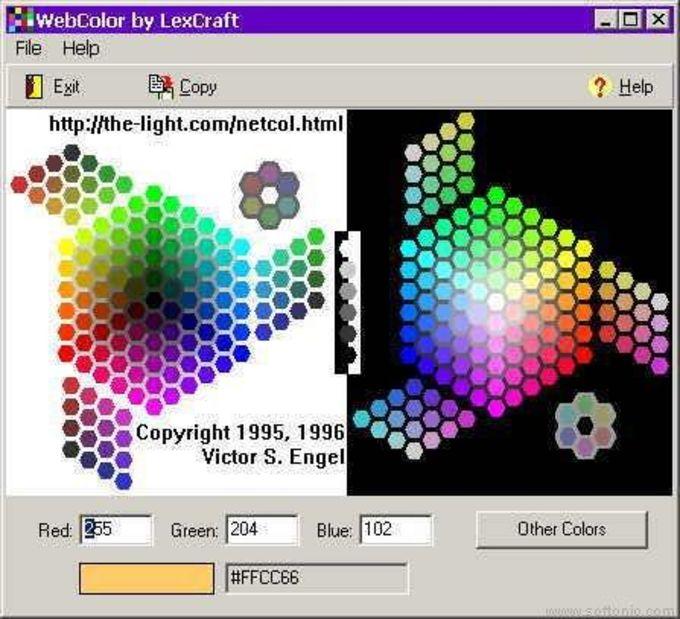 WebColor