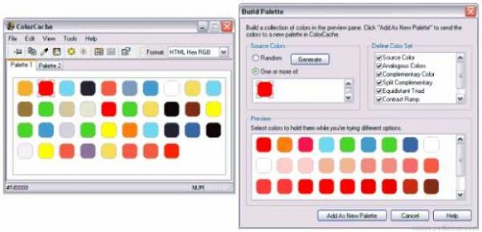 ColorCache