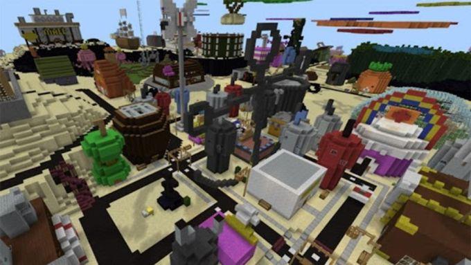 Spongebob Mod for Minecraft PE