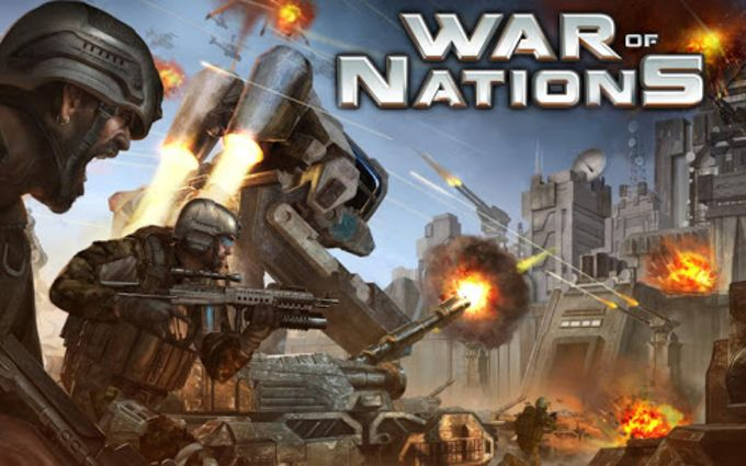 War of Nations: PvP Conflict
