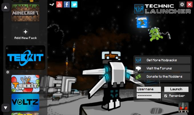 Tekkit Für Minecraft Download - Minecraft modpacks spielen
