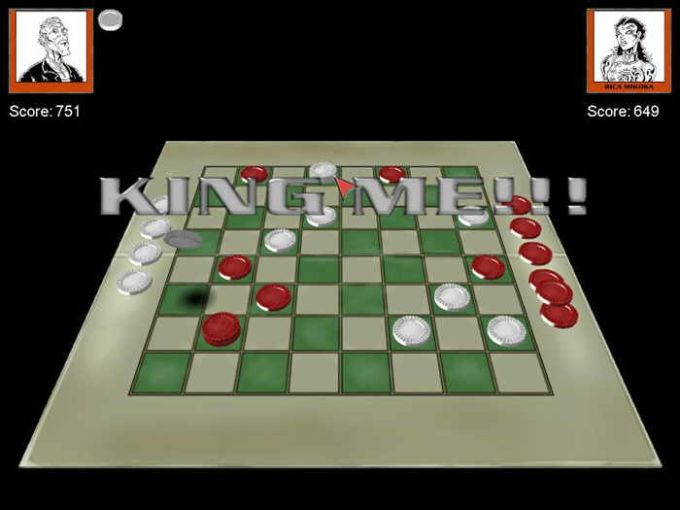 Checkers Ultimate