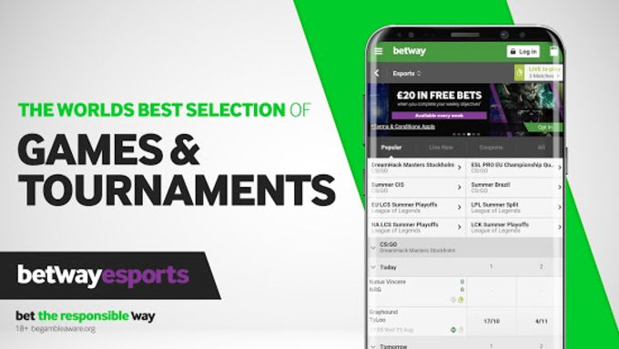 Betway: Sports Betting on Football Horse Racing for Android - Download