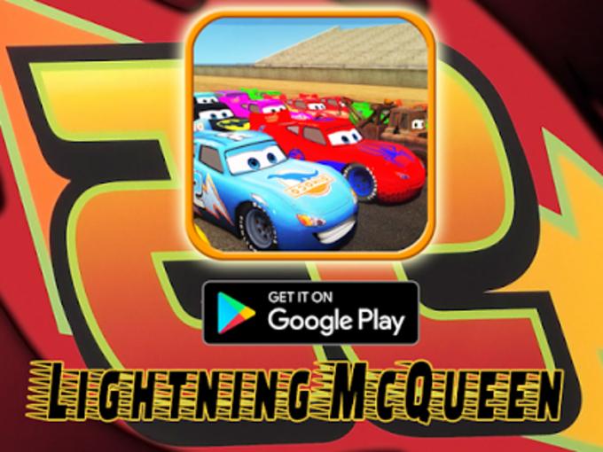 McQueen Adventure Lightning