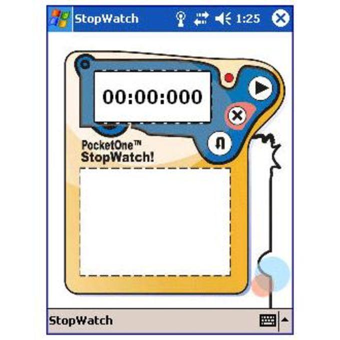 PocketOne StopWatch